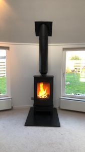 LARGEST MEMBER OF THE CHARNWOOD STOVES