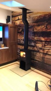 CURVE 5 KW ON STAND